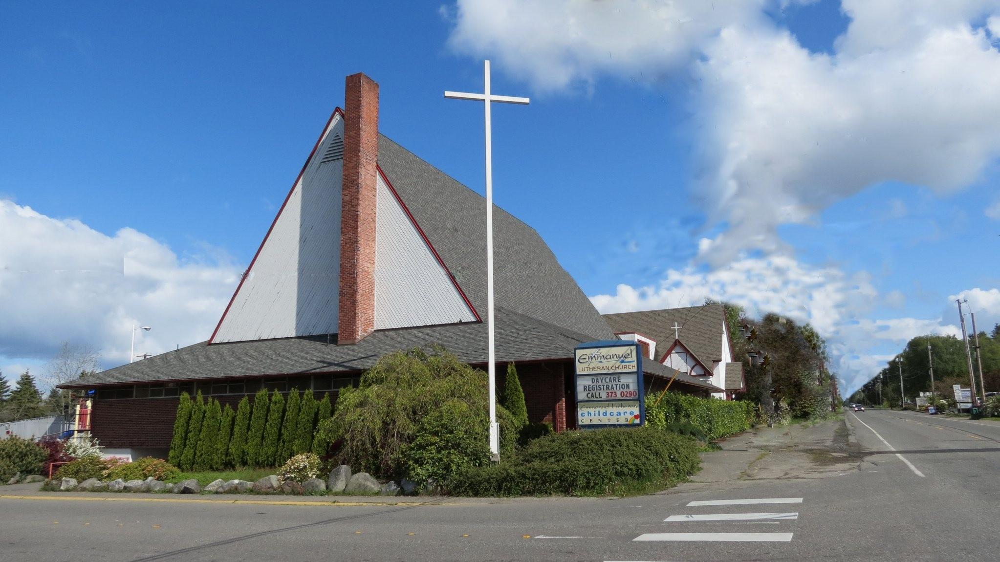 About Emmanuel Lutheran Church   Bremerton WA