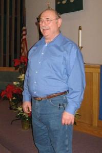Tim Cartwright, Pastor Emmanuel Lutheran Church, Bremerton WA
